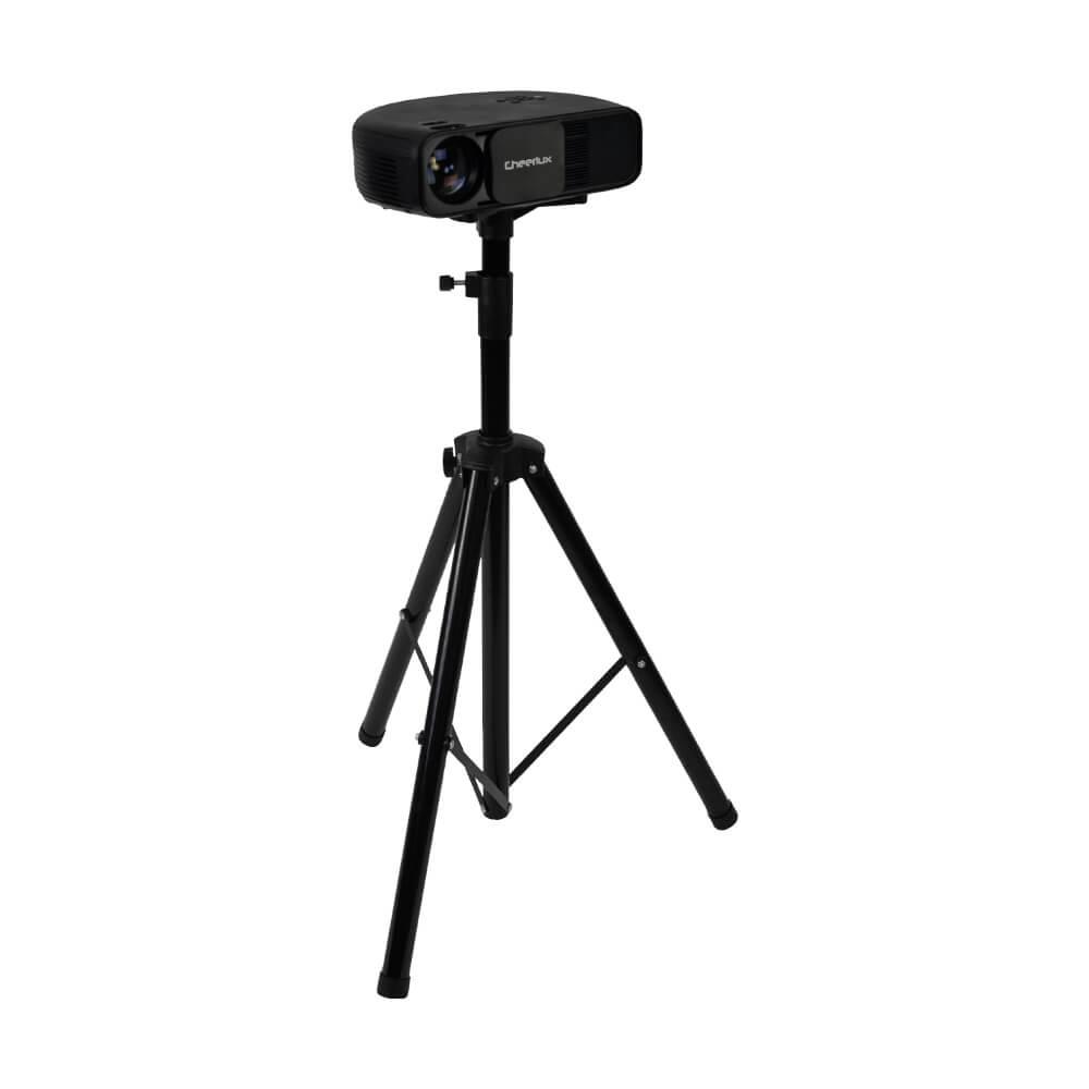 Штатив Напольный для проектора 1-1,8 метра (26см*36см)